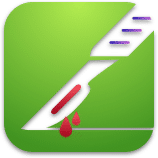 Logo del framework Blade