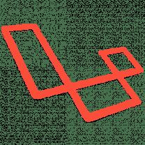 Logo del framework PHP Laravel
