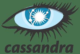 Logo del database noSQL Cassandra