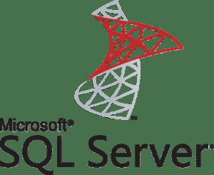 Logo del DBMS Microsoft SQL Server