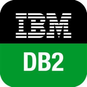 Logo del DB commerciale IBM DB2